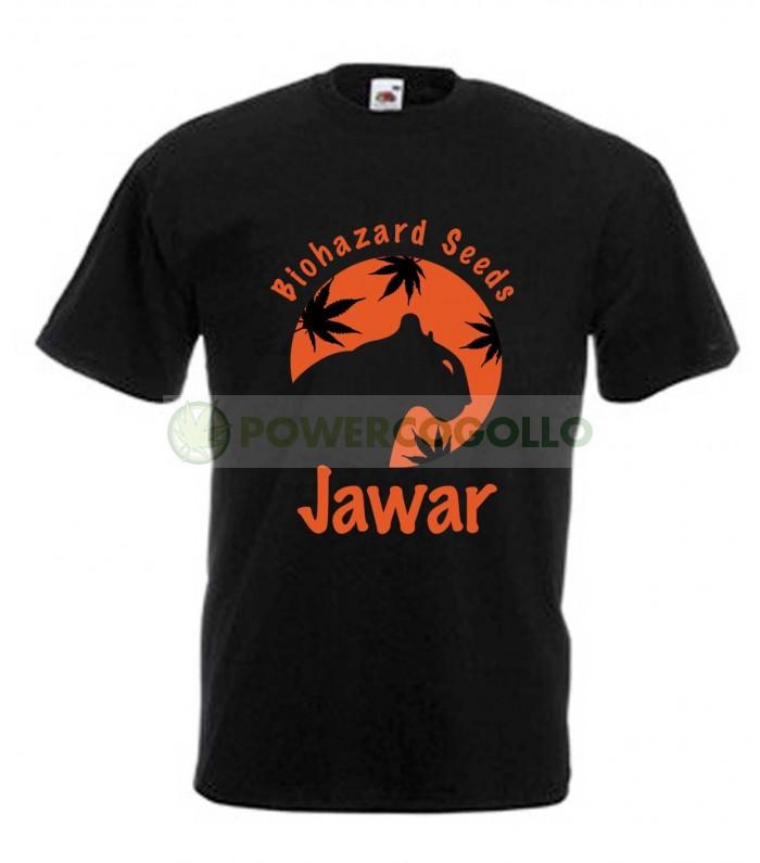 Camiseta Biohazard Seeds Jawar