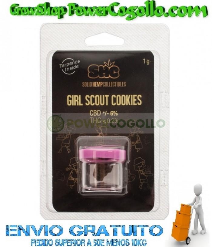 CBD Hash Girl Scout Cookies 6% (SHC)