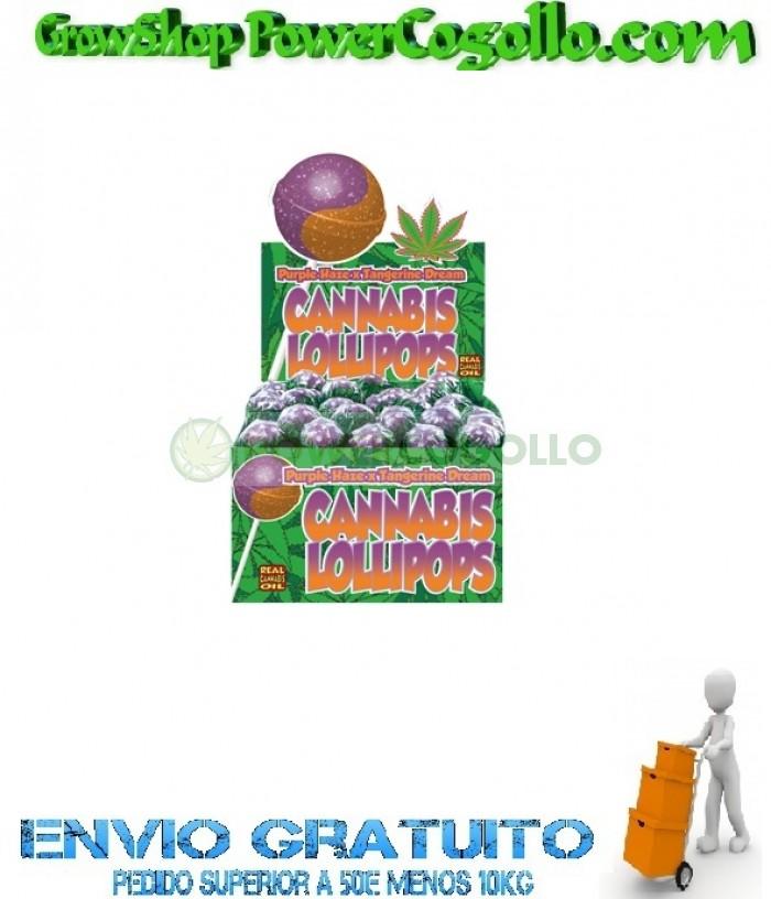Chupa Chup Purple Haze  Tangerine Dream con chicle