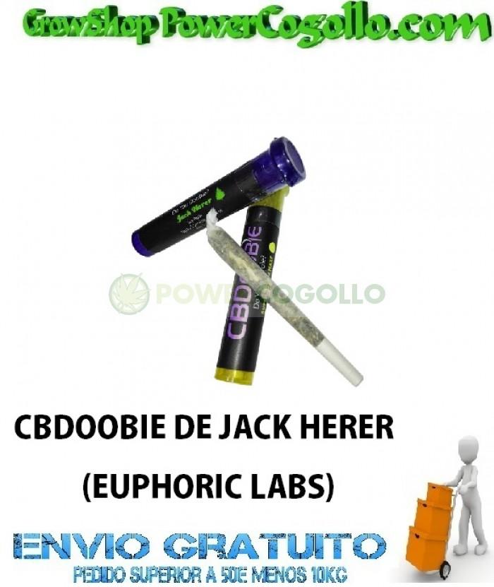 CBDOOBIE JACK HERER (EUPHORIC LABS)
