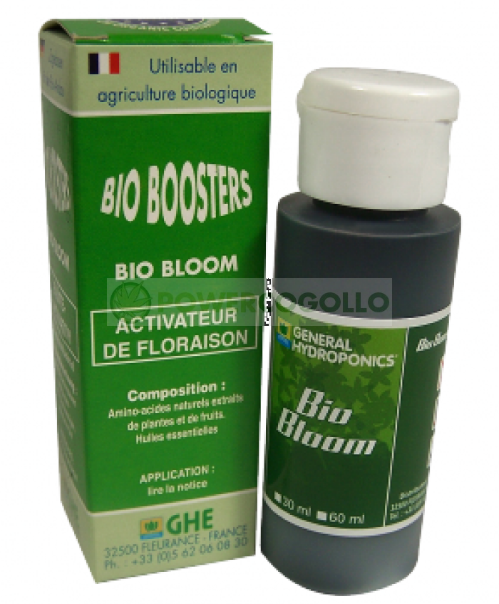 Bio Bloom de GHE