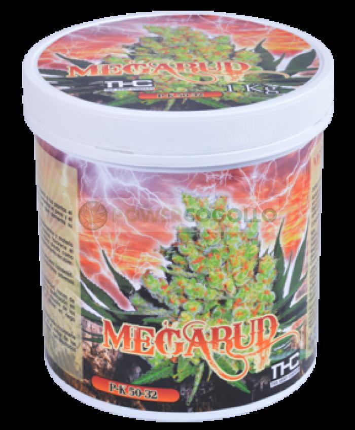 MEGABUD THC (Pk 50-32) finalizador floración endurecedor