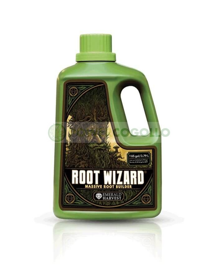 Root Wizard (Emerald Harvest)