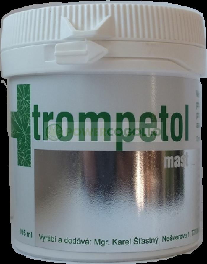 Trompetol Pomada 30ml con Marihuana y CBD