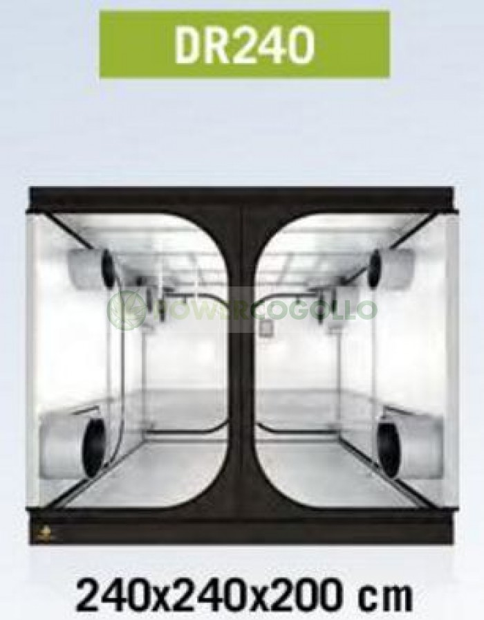 Armario Dark Room R3.0 (240x240x200cm)