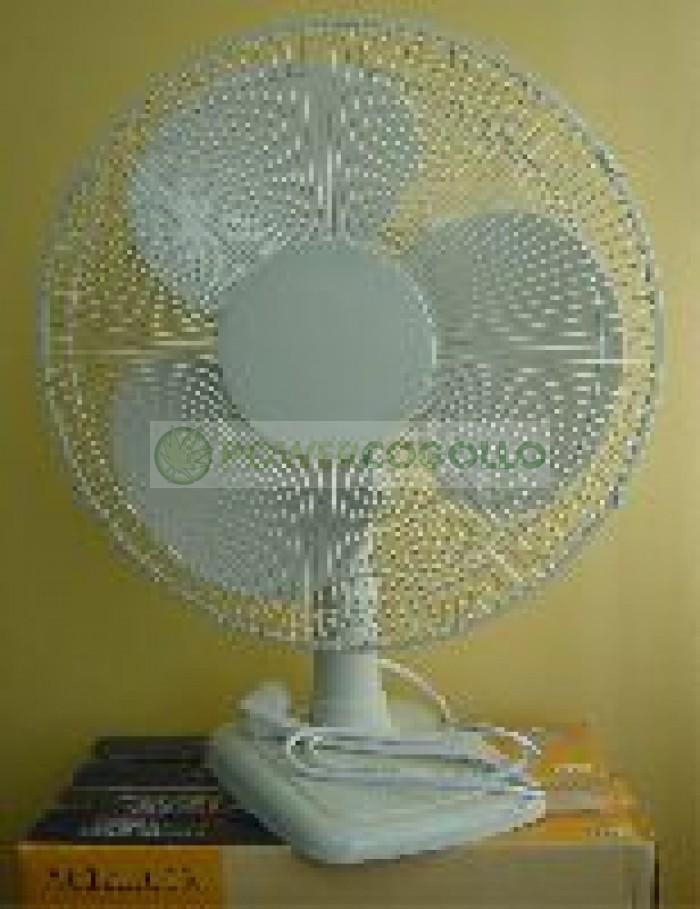 Ventilador Atlantik Sobremesa 30 cm