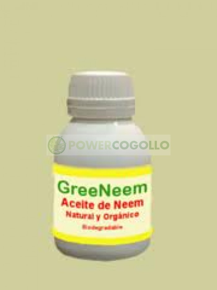 Aceite de Neem GreeNeem Preventivo-Insecticida Sistémico