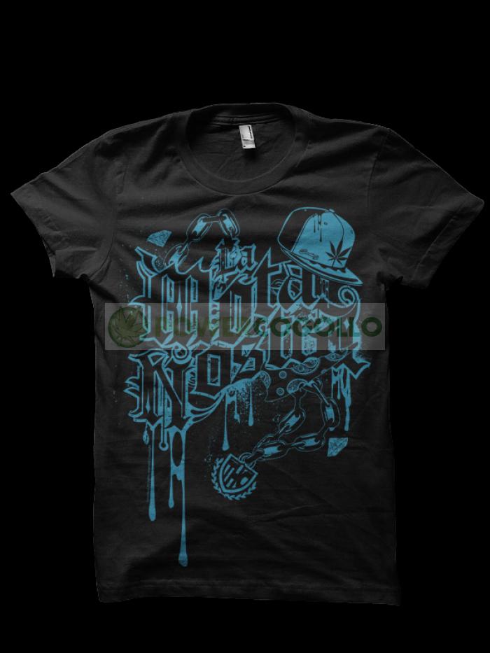 Camiseta La Mota Nostra de Smonkey - Marihuna T-Shirt