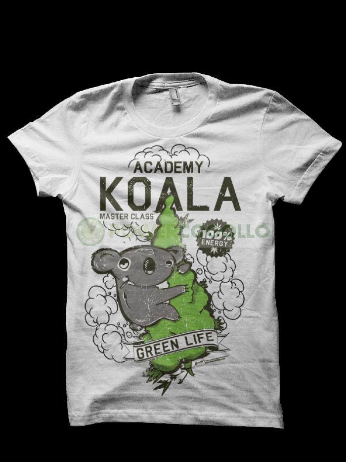 Camiseta Academy Koala