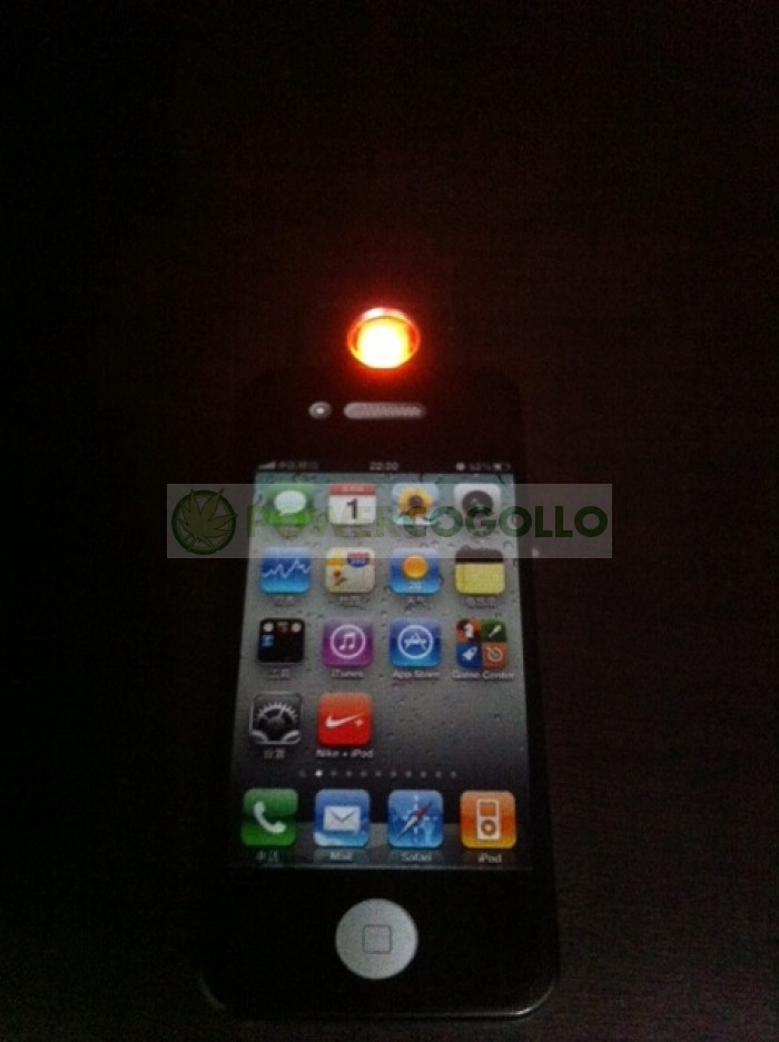 Mechero Iphone USB sin gas
