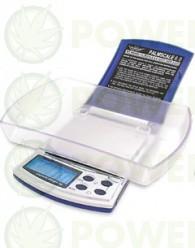 Báscula Digital My Weigh Palmscale 200 gr. / 0.1 gramos de precisión La Báscula Digital Palmscale:  Con un uso sencillo y ergonomico y una lectura rapida en pantalla  Con un peso máximo de 200 gr. y una precisión de 0,1 gr. La Báscula Digital Palmscale te