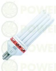 Lámpara 200w Agrolite CFL Bloom (bajo consumo) para la floración de marihauana en cultivo interior armario.