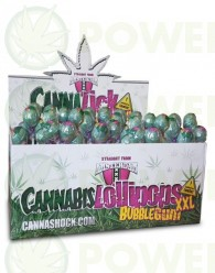 CannaLick Chupa Chup Strawberry-Kush Bubblegum (Cannashock)