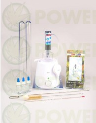 CANNOLATOR EXTRACTOR DE ACEITE DE CANNABIS-kit completo