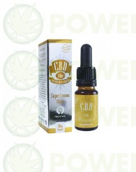 E-Liquid CBD Premium Super Lemon Haze 10ml (CbdCure) 30mg