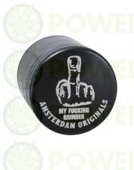 Grinder Aluminio Dedo 50mm 4 Partes-Amsterdam Originals