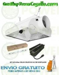 KIT LEC 630w SOLUX COLOSSUS AC/DE VENTILADO