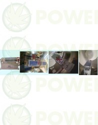 Ozonizador Prozono de Conducto 150mm 5000mg/h