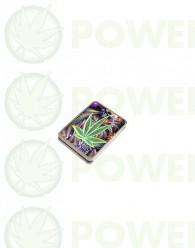 Pitillera Encendedor USB Calavera Colores