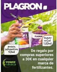 Gratis Muestra Nutrientes de Plagron