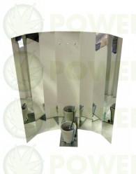 Reflector Liso con Casquillo para Cultivo Interior