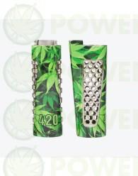 Spark & Grind Clipper 420 Green Funda