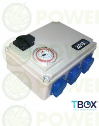 Temporizador 6x600W + Calefacción TEMPO BOX