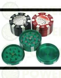 Grinder Ficha Poker