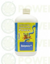 Enzymes+ de Advanced Hydroponics es 100% biológico.