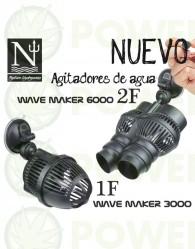 Agitador de Agua Wave Maker (Neptune Hydroponics) 1 Rotor