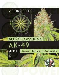 AK-49 (Vision Seeds) Semilla feminizada