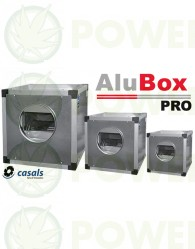 Extractor Alubox-Pro Casals