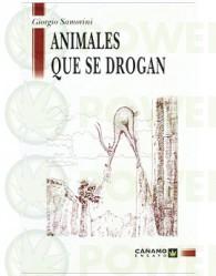 Libro Animales que se drogan