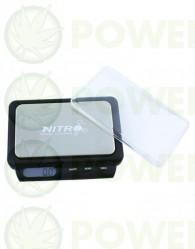 Balanza digital de Precisión de Bolsillo NTR-1000gr/0,01gr