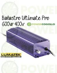 Balastro 600W 400v Lumatek Ultimate Pro