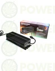 Balastro Electrónico Solux 600W Regulable
