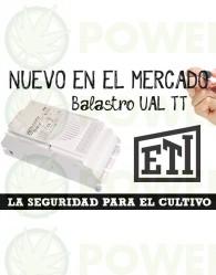 Balastro ETI CL1 600w con Arranque Cíclico Inteligente