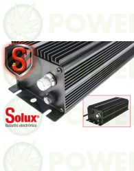 Balastro Electrónico Solux 250W Regulable