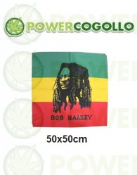 Bandana Bob Marley 50x50cm
