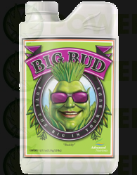 Big Bud Liquid (Advanced Nutrients) Abono Cannabis,