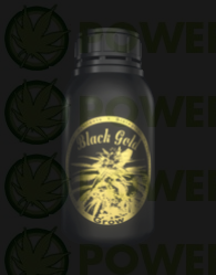 Black Gold Grow&Bloom Abono de humus de lombriz