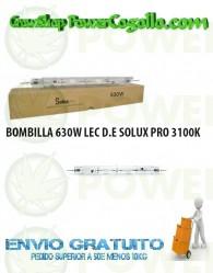 BOMBILLA 630W LEC D.E SOLUX PRO 3100K