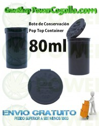 Bote de Conservación Pop Top Container 80ml
