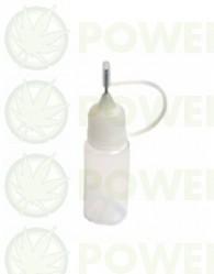 Bote 10 ml Vacío para llevar E-Liquid Esencia de Cigarro