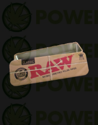 Caja RAW Caddy Metálica (porta papel)