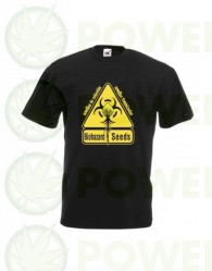 Camiseta Biohazard Seeds Logo