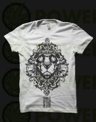 Camiseta Lion Zion de Smonkey - Marihuana T-Shirt