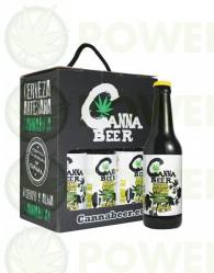Cannabeer Dorada 33cl Cerveza Cannabis