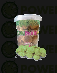 CannaCookie Green Galletas con Marihuana