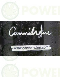 CannaWine Vino con CBD 500ml